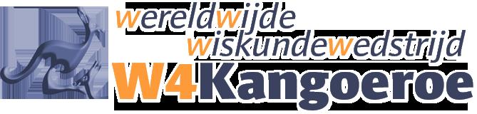 WereldWijde WiskundeWedstrijd W4Kangoeroe